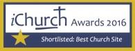 iChurch Awards 2016 Runners Up (Church)