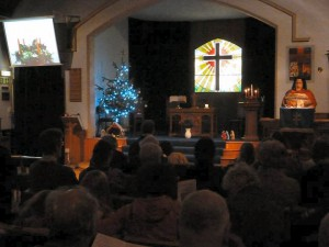 Carols by Candlelight Tessa