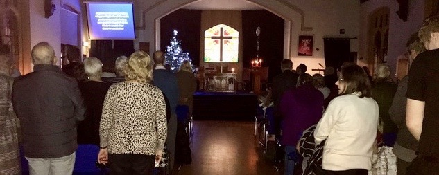 Lessons and Carols by Candlelight