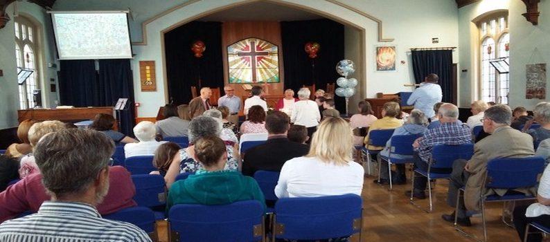 Pentecost Anniversary 4